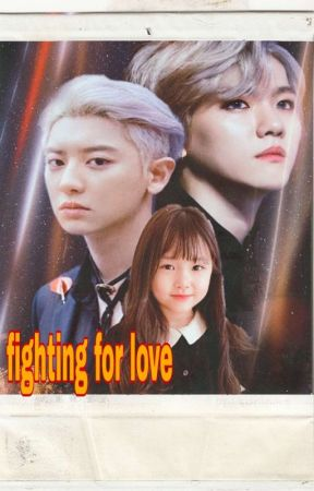 Fighting For Love by ParkByun_Liee