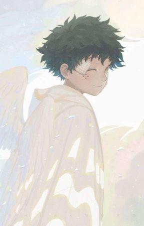 The Little Angel (bakudeku) by daydreamagic