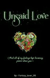 UNSAID LOVE  cover