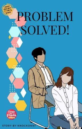 Problem Solved! ✔ by knockon97