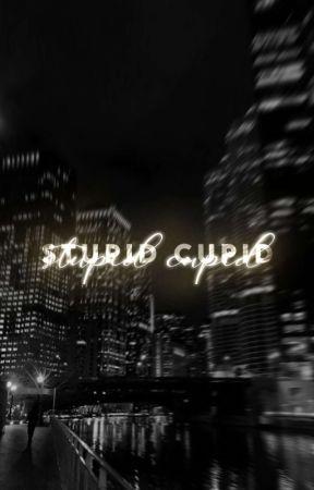 Stupid Cupid  [C.Sb× C.Yj] by KKS_23