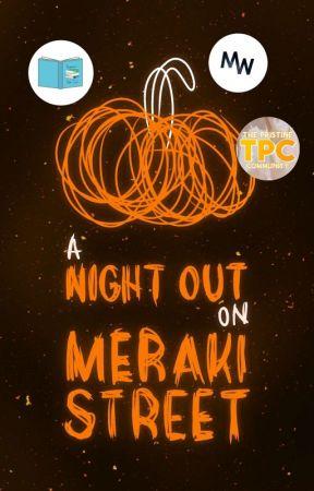 A Night Out On Meraki Street by MerakiWriters