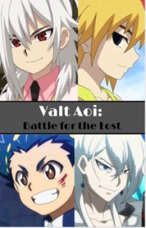 Valt Aoi: The Battle for the Lost (Book 3!) by --DevolosBlader--