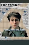 harry potter one shots !  cover
