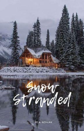 Snow Stranded by _LilDark