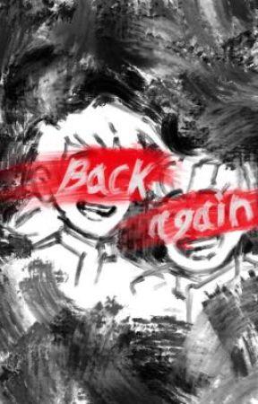 Back again (a dream slayer au fanfic) by coriel2341