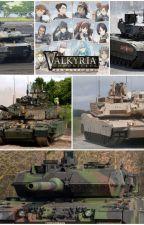Modern Tanks X Valkyria Chronicles by CalebadmiraCalebThre