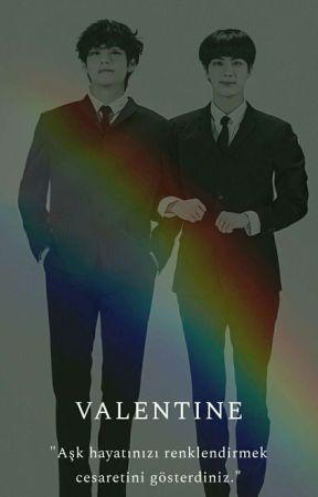 Valentine | Taejin by userdiyebiri