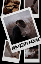 Blinkered People // Newt Scamander x OC [ON HOLD] by cruelladevil11