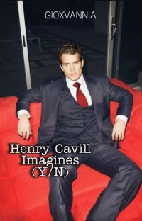 Henry Cavill Imagines: 2nd Edition cover