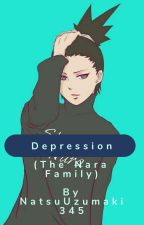 Depression (The Nara Family) by OfficialChouchou