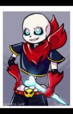 Reborn as fellswap san and now I'm kinda blind!? by KarmaAkabane425