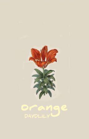 Orange Daylily   by AngelFress