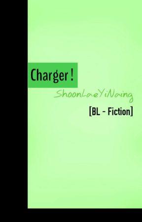 Charger ! by ShoonLaeYiNaing