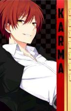 Karma Akabane Boyfriend Scenarios by XxqueenceiraxX