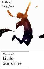 Karasuno's Little Sunshine || Everyone x Hinata Shouyou by Baby_floof