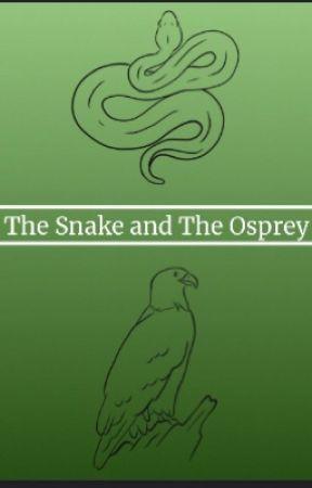 The Snake and The Osprey by jamespotterbutbi