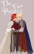 The Two Princes  by PajamaPants06