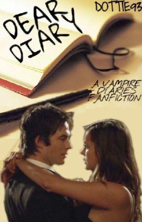Dear Diary - The Vampire Diaries by Dottie93