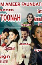 ZAYTOONAH (Complete) by ummu-ameer