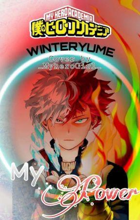 𝑺𝒉𝒐𝒕𝒐 𝑻𝒐𝒅𝒐𝒓𝒐𝒌𝒊  | My power  by winteryume