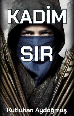 KADİM KİTAP - I by Kutluhanay