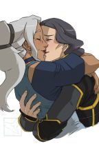 5 kisses with Lin Beifong by maaiizilla