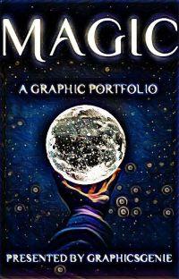 Magic: A Graphic Portfolio cover