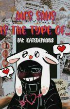 ✿Au's sans is the type of...✿ de katedemons
