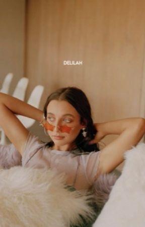 delilah | alex calvert by foolishthings