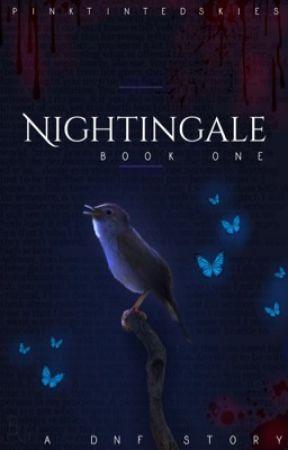 Nightingale - Dreamnotfound by pinktintedskies