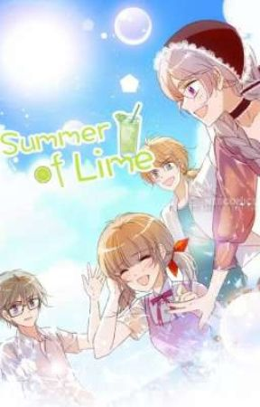 SUMMER OF LIME by MARISSONSHIPPER