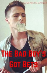 The Bad Boy's Got Bets (COMPLETED) cover