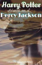 Harry Potter, adopted son of Percy Jackson by Cutenekoexplosion