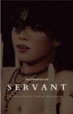 Servant | Taekook English version by semsyn