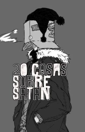 20 Cosas sobre Satán by sunimi