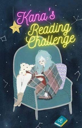 Kana's Reading Challenge by icymonkey2004