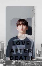 ✒️ LOVE AFTER DEATH - HWANG YUNSEONG by ddang_hyuny