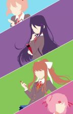 Happiness  - DDLC Story by ASSASSINR3X