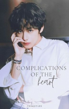 complications of the heart #taekook by thaestars