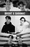 BrightWin Socmed AU: Bright x Sarawat cover