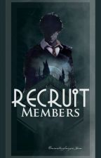 Recruit Members [MoM] by ministryofmagic_team