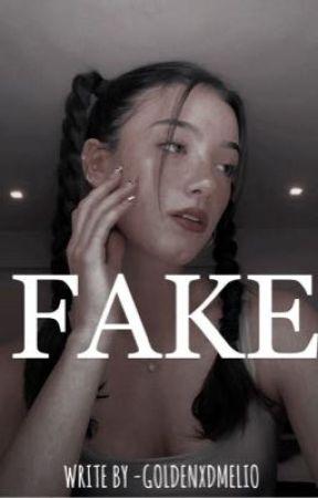 FAKE, charli d'amelio      by -GOLDENXDAMELIO