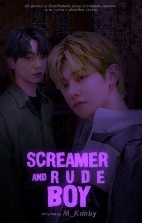 「 Screamer And Rude Boy 」⁖✦ Soojun (Adap.) ¡! by M_Kairby