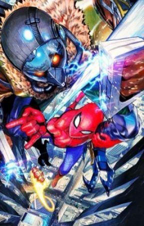 The Amazing Hero (Spiderman Reader x My Hero Academia) by ThatSoftServeGuy