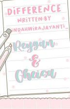 DIFFERENCE by indahwirajayanti_