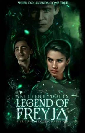 Legend of Freyja [Loki] by -generalkirigan