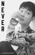 Never || Kevin Moon by AlyssaHyunjae7