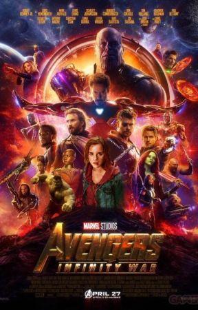 Les Avengers et moi : La Guerre des Pierres d'Infinité by 20felindra02