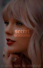SECRET SESSIONS , spam book by wallowsworld